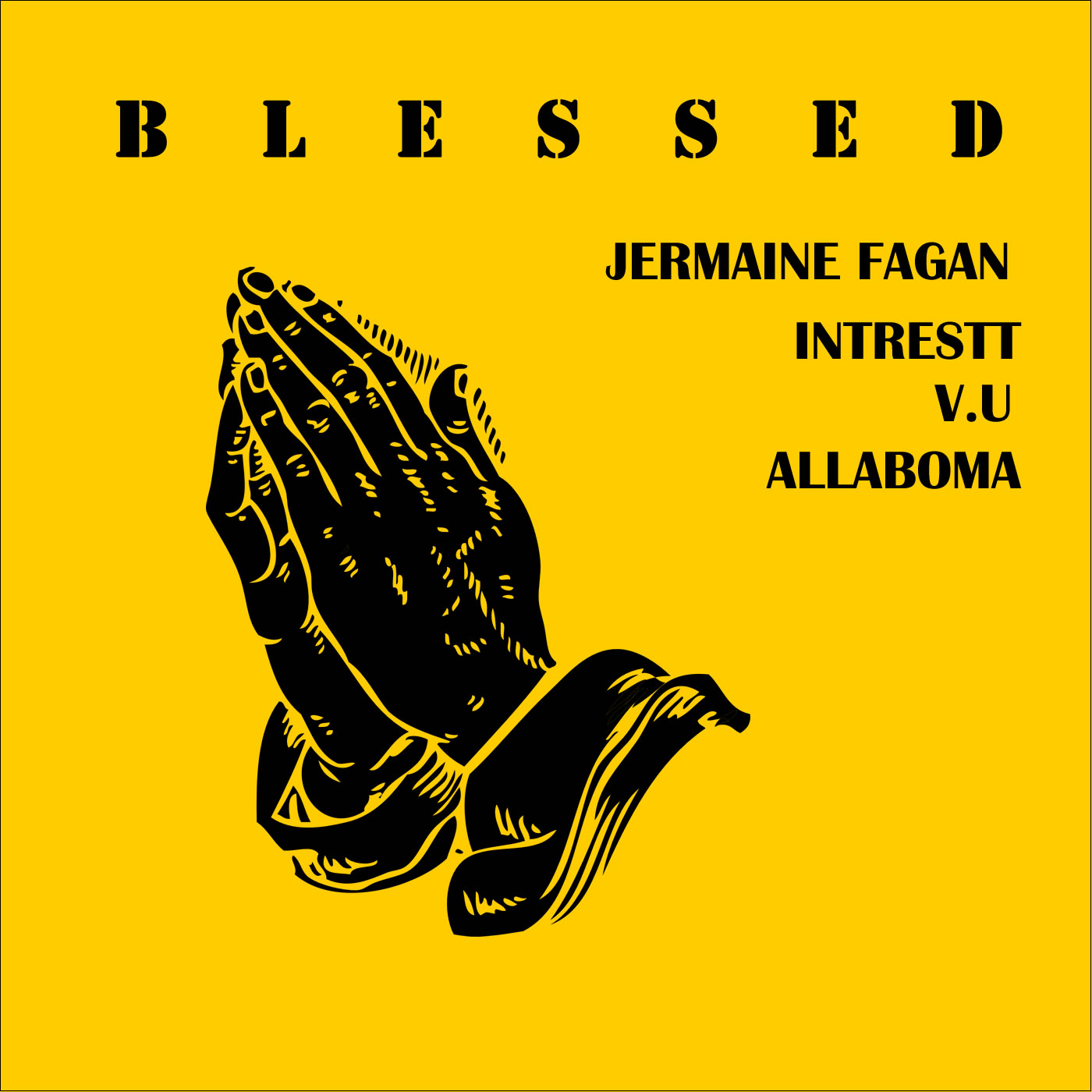 Blessed-Jermaine Fagan